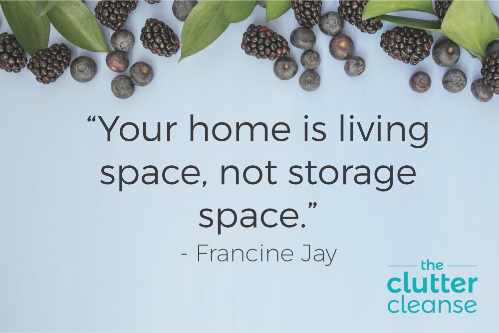 Clutter cleanse refreshing lives - Important thing consider decluttering ...