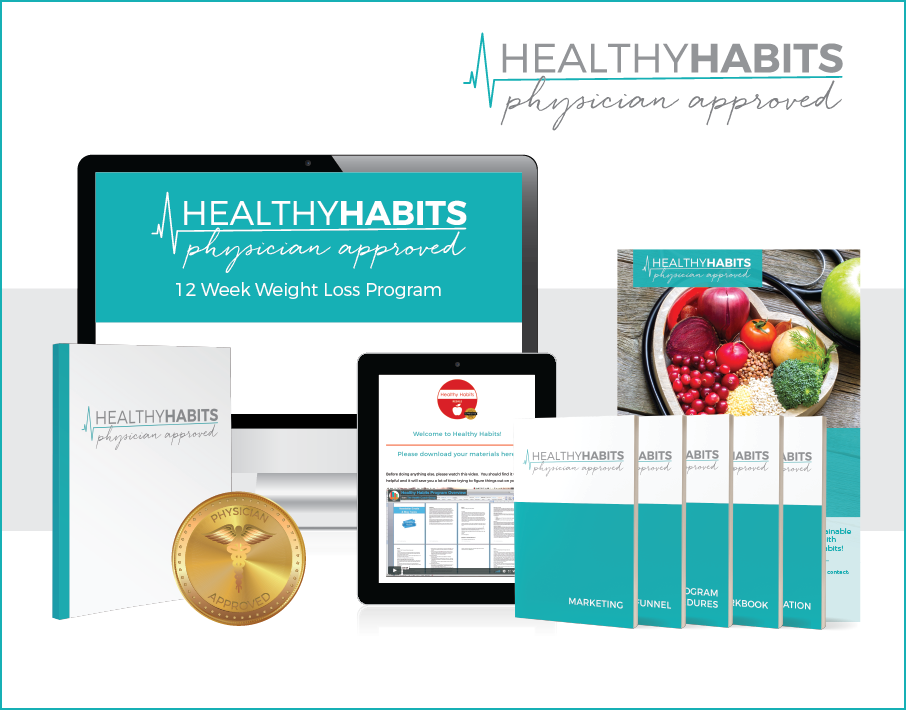 12 Week Physician Approved Weight Loss Healthy Habits The Health Coach Group