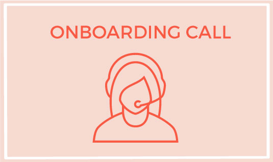 onboarding call packages