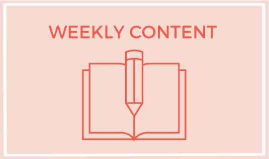 weekly content packages