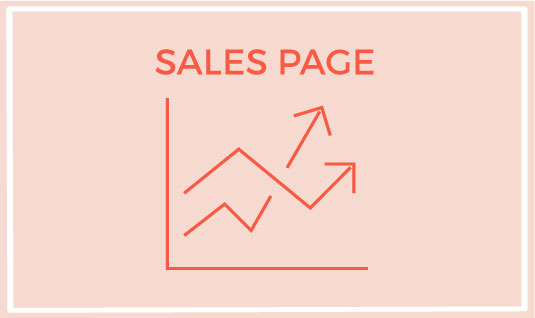 sales page packages