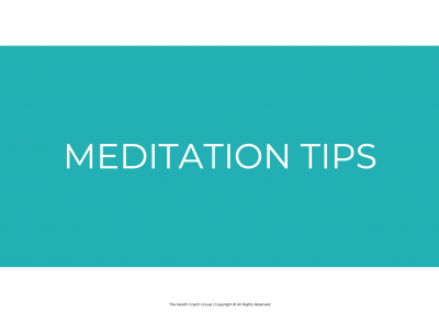 meditation supplemental program