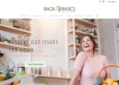Back to Basics Functional Wellness