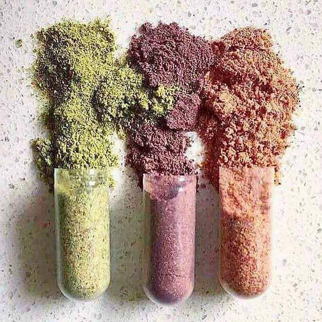 Adding Plant Powder to Your Practice