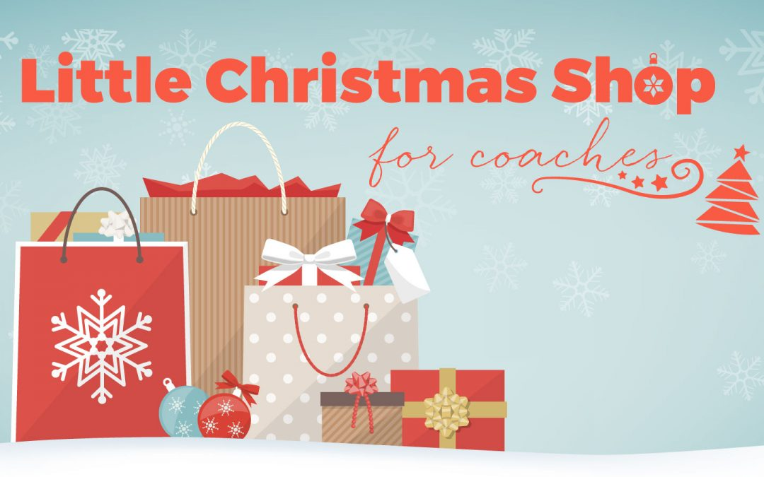 Christmas Shop for Health Coaches